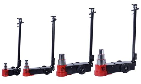 Air Hydraulic Jacks From Chicago Pneumatic