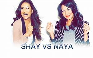 Naya Rivera And Shay Mitchell Together | www.pixshark.com ...