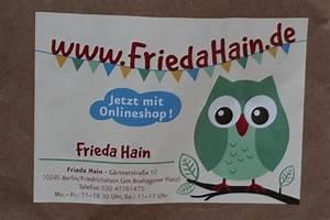 Stoffe Kaufen Berlin : stoffe kaufen heute frieda hain berlin und online shops ~ Eleganceandgraceweddings.com Haus und Dekorationen
