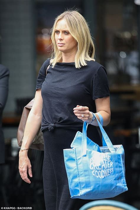 pregnant today extra host sylvia jeffreys  spotted picking   groceries