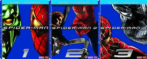 winners   spider man trilogy blu ray