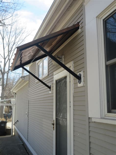 canopies awnings obrien ornamental iron