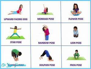 Yoga for kids - All Yoga Positions - AllYogaPositions.com