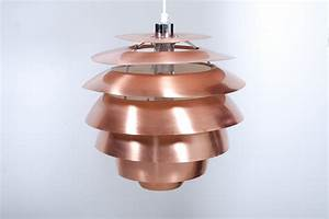 Suspension Luminaire Cuivre : luminaire cuivre design fh06 jornalagora ~ Teatrodelosmanantiales.com Idées de Décoration
