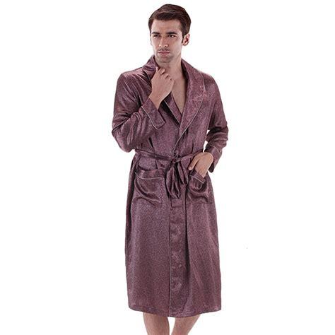 robe de chambre homme satin robe de chambre satin homme