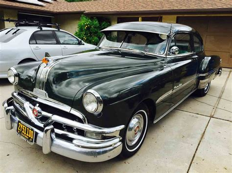1951 Pontiac Streamliner For Sale