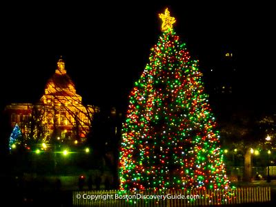 discovery christmas tree boston events november 2019 foliage thanksgiving nutcracker black friday boston discovery