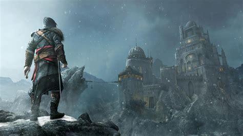 Assassin S Creed Revelations Wallpaper Fantasy Art Ezio Auditore Da Firenze Assassins Creed Wallpapers Hd Desktop And Mobile