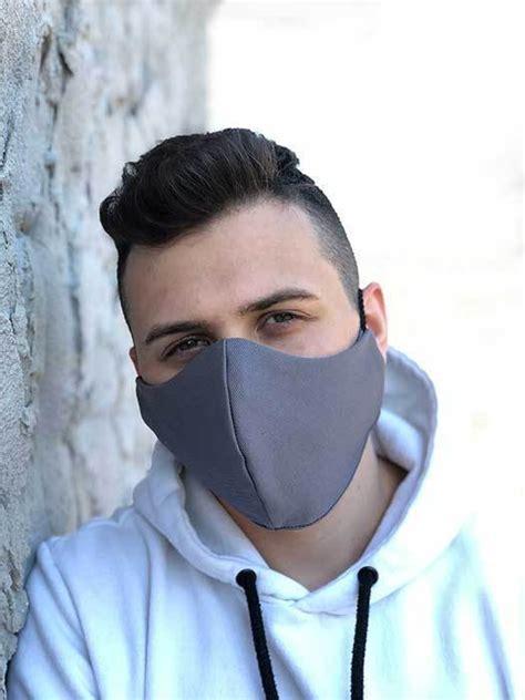 mens face mask reusable face mask cotton face mask