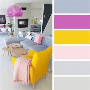 Was Passt Zu Gelb : blau und pink ergibt ~ Watch28wear.com Haus und Dekorationen