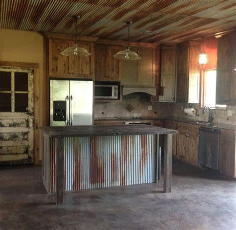 corrugated metal kitchen island 293 best images about corrugated metal on 5883