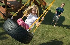 Kids playground in the backyard -20 ideas for equipment