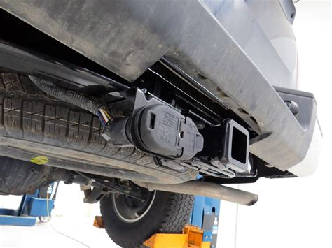 Chevrolet Silverado Custom Fit Vehicle Wiring Hopkins