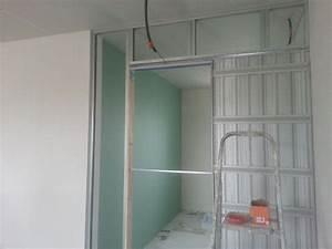 Charmant placer une porte dans une cloison 7 un peu de for Placer une porte dans une cloison
