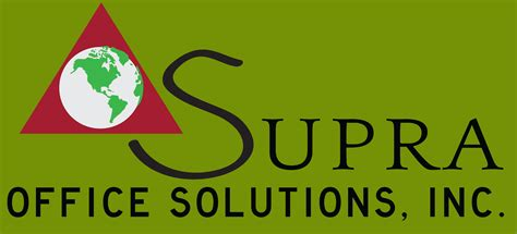 Supra Office Solutions