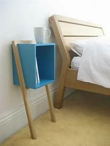 Table Chevet Design : meubles design insolites ~ Teatrodelosmanantiales.com Idées de Décoration