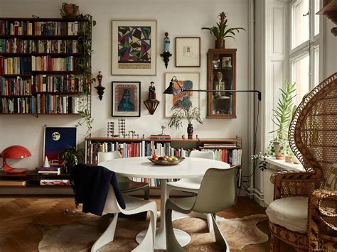 Style And Create Beautiful Stockholm Apartment Via by Cosy Scandinavian Boho Style In Stockholm Apartment Gr 248 N