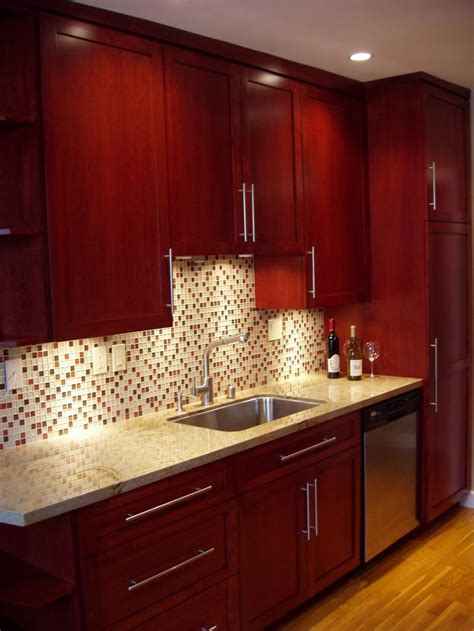 Decorating Ideas For Kitchen With Cherry Cabinets by 40 Impressive Kitchen Renovation Ideas And Designs