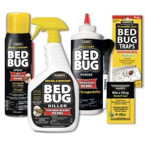 Best Bed Bug Spray Home Depot by Harris Egg Kill And Resistant Bed Bug Kit Blkbb Kit32