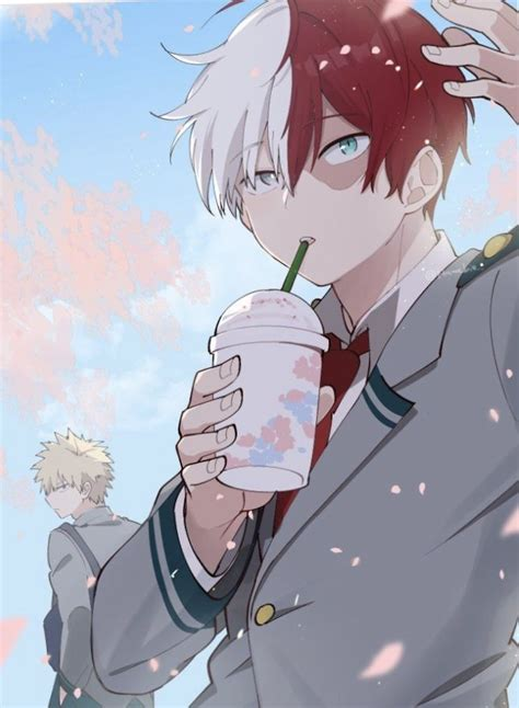 shoto todoroki cute anime guys anime characters cute anime boy