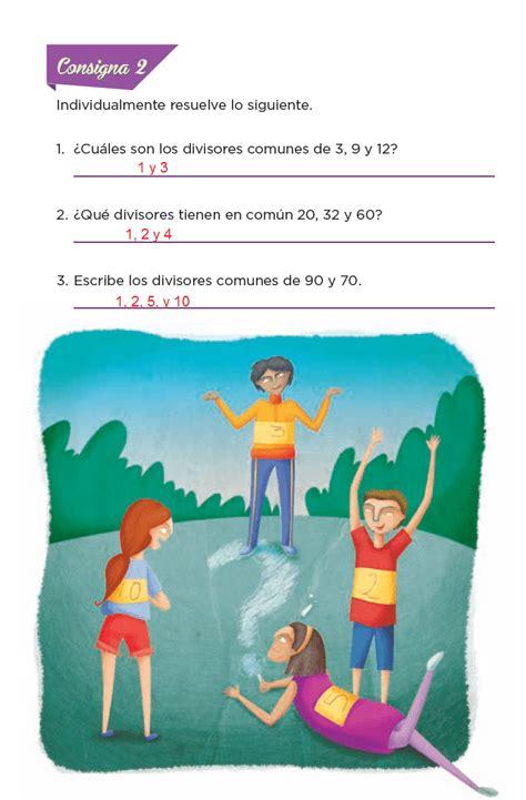 Su sede se encuentra en madrid. Respuestas Del Libro De Matematicas 6 Grado 2016 - Libros Populares