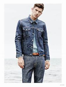 Myer Shows How to Wear Denim on Denim for Fall/Winter 2015 Menu0026#39;s Outing