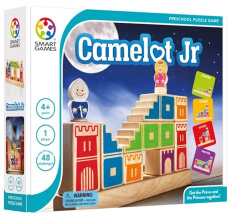 Smart Games – Camelot Jr | Toy In Town