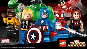 MINIS - Wallpaper - Activities - Marvel Super Heroes LEGO.com