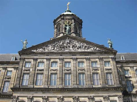 dam square amsterdam netherlands  architect