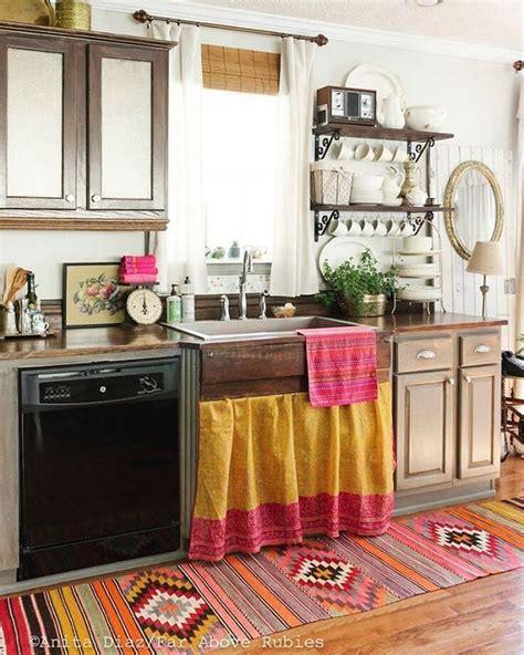 Bohemian Kitchen Decor Miraquepisocom