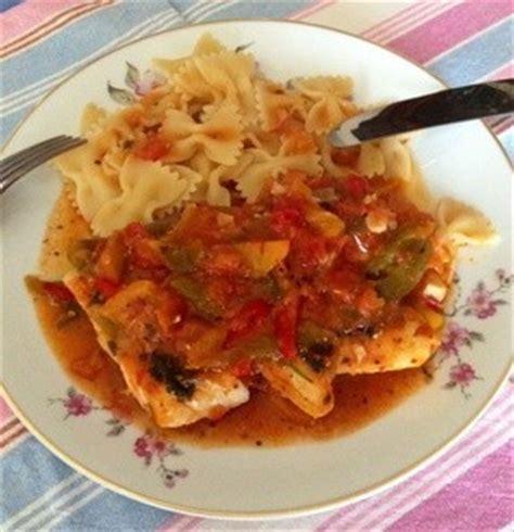 cuisiner la ratatouille filets de cabillaud et sa ratatouille recette iterroir