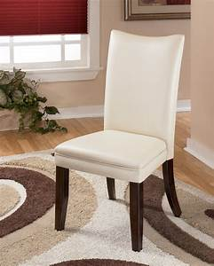 Charrell Ivory Side Chair Set Of 2 From Ashley  D357