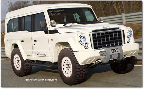 Future Jeep Truck by Iveco Massif Future Jeep Rescue