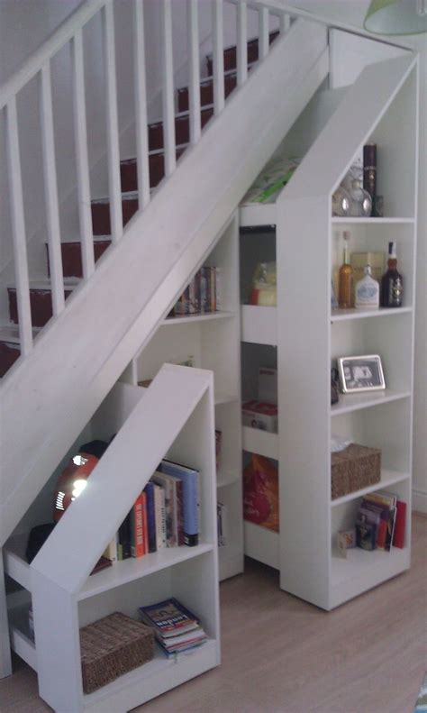 Stairs Shelf Ideas For Book Storage by Image Result For This House Stair Pull Out