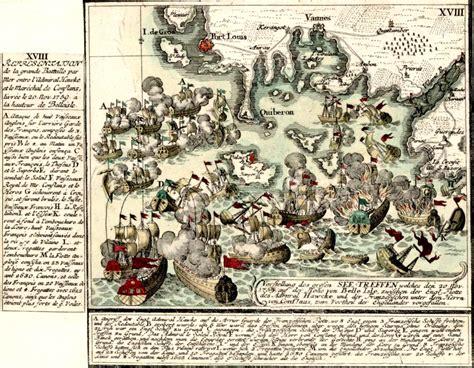 chambre de commerce de nantes la bataille ou le combat navale de ile ou des