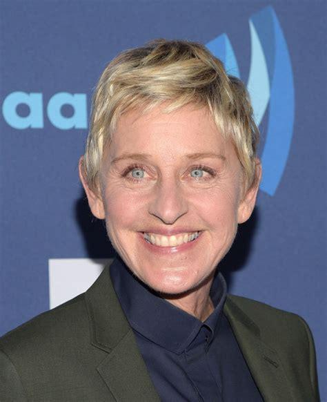 Ellen DeGeneres Pixie   Pixie Lookbook   StyleBistro