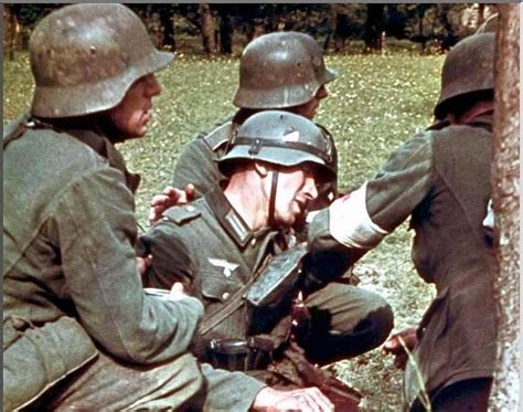 i in color pictures from history images of war history ww2