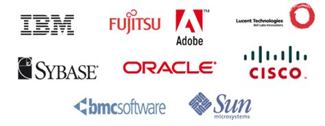 American Information Technology Logos Pictures To Pin On
