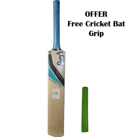 kookaburra ricochet prodigy  kashmir willow cricket bat
