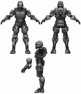 Halo 4 Spartan Soldier Armor | Realistic character design ...
