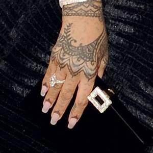 Rihanna Squoval Nails | www.pixshark.com - Images ...