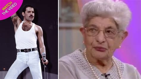 Shot in hungary in 1986, freddie mercury and the 'love of his life' mary austin are seen standing side by side as the queen frontman looks to her for reassurance while he sings. Freddie Mercury's mother Jer spoke out about 'love of his ...