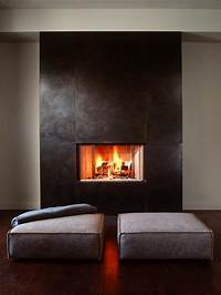 modern fireplace design Play It Safe With Your Fireplace | HGTV