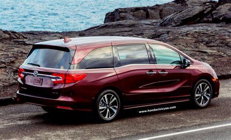 2019 Honda Odyssey Elite Release Date  Honda Civic Updates