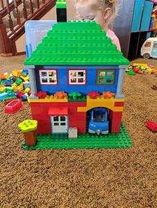 Lego Bauen App : 54 best bauideen lego duplo geb ude images on pinterest lego duplo lego ideas and for kids ~ Fotosdekora.club Haus und Dekorationen