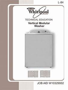 Whirlpool Belt Drive Washer Repair Guide