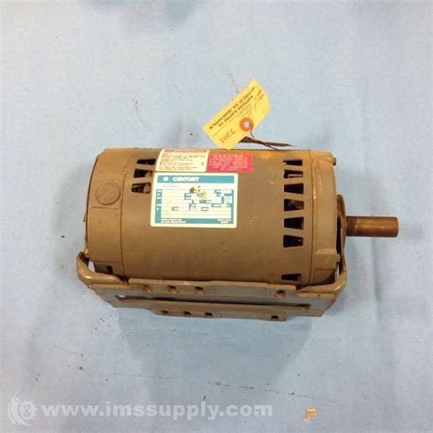 Century Electric Motor by Century Electric Motors 8 168273 01 Electric Motor Ims