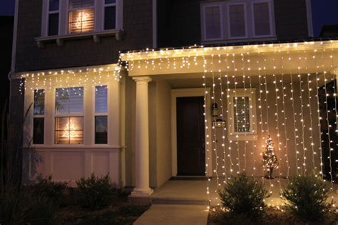modern outdoor decor christmas home decorations modern exterior san diego by environmentallights com