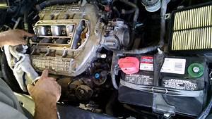 06 Honda Odyssey Knock Sensor Replacement Part 8