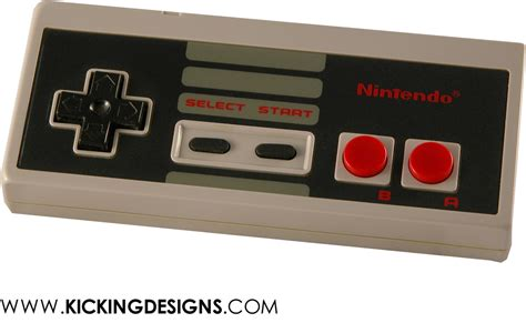 nintendo entertainment system nes stock  kicking
